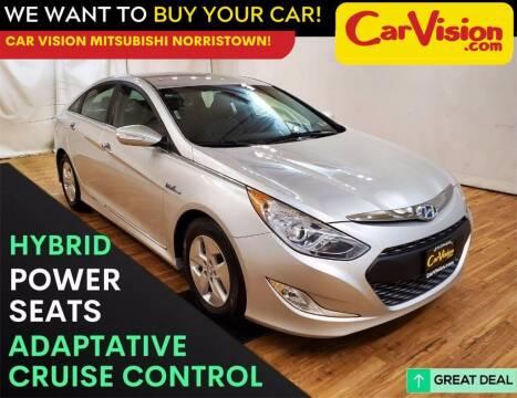 2012 Hyundai Sonata Hybrid for sale at Car Vision Mitsubishi Norristown in Trooper PA