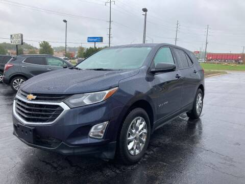 2018 Chevrolet Equinox for sale at Auto Outlets USA in Rockford IL