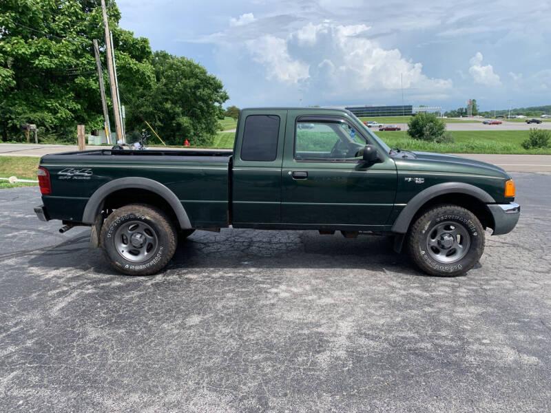 2001 Ford Ranger for sale at Westview Motors in Hillsboro OH