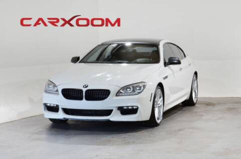 2014 BMW 6 Series for sale at CarXoom in Marietta GA