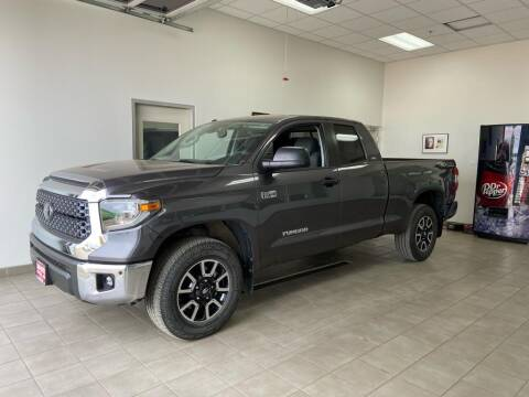 2018 Toyota Tundra for sale at DAN PORTER MOTORS in Dickinson ND