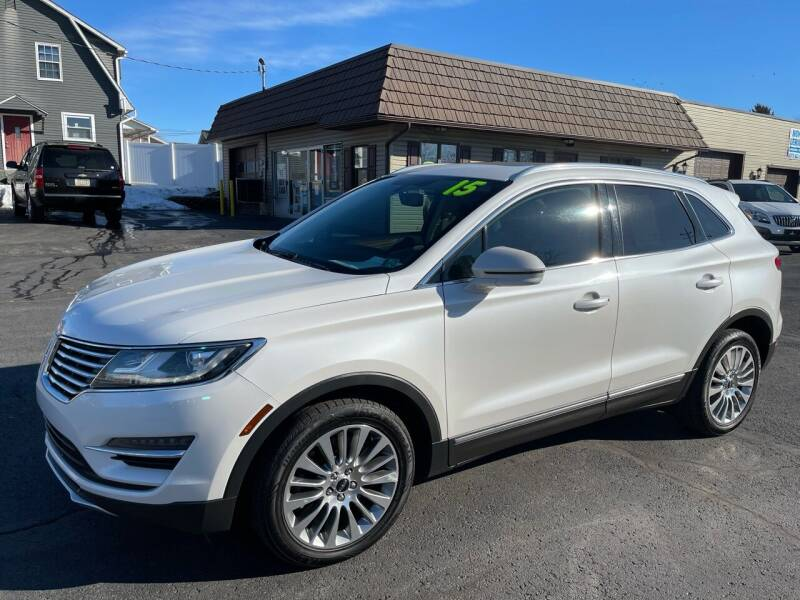 2015 Lincoln MKC for sale at MAGNUM MOTORS in Reedsville PA