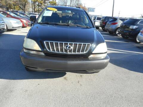 2003 Lexus RX 300 for sale at Elite Motors in Knoxville TN