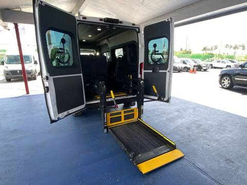 2019 RAM ProMaster Window for sale at ELITE AUTO WORLD in Fort Lauderdale FL