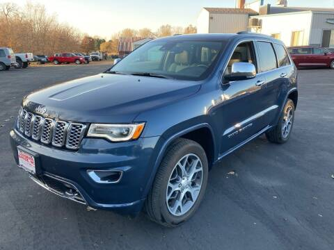 2020 Jeep Grand Cherokee for sale at Louisburg Garage, Inc. in Cuba City WI