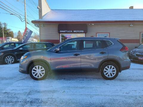 2018 Nissan Rogue for sale at Shattuck Motors in Newport VT