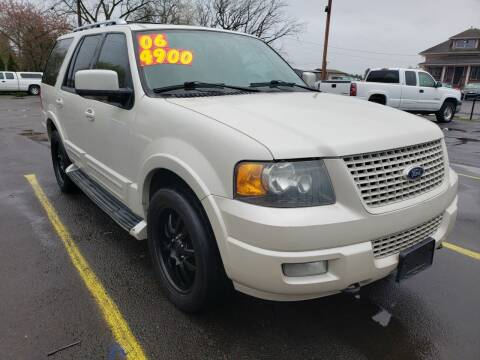 2006 Ford Expedition for sale at Low Price Auto and Truck Sales, LLC in Salem OR