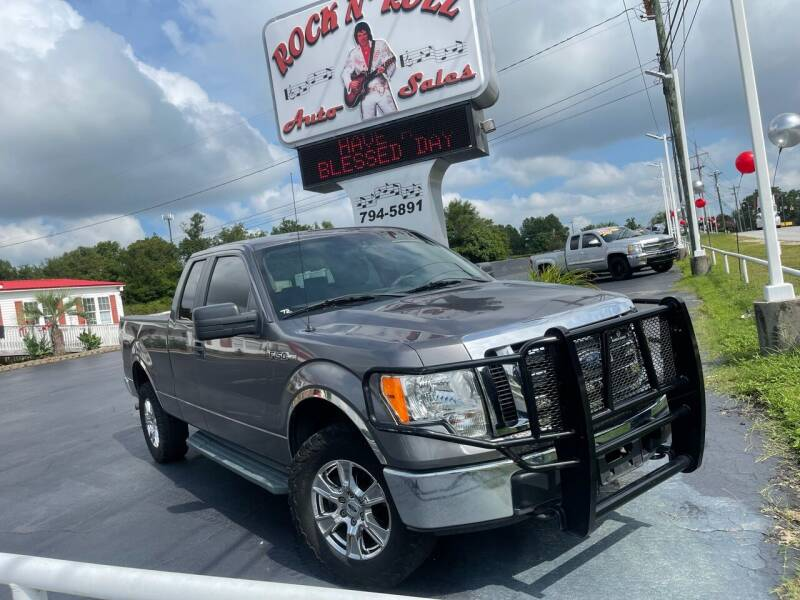 2009 Ford F-150 for sale at Rock 'n Roll Auto Sales in West Columbia SC