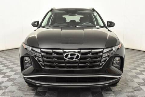 2022 Hyundai Tucson Hybrid for sale at Southern Auto Solutions-Jim Ellis Hyundai in Marietta GA