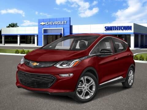 2021 Chevrolet Bolt EV for sale at CHEVROLET OF SMITHTOWN in Saint James NY