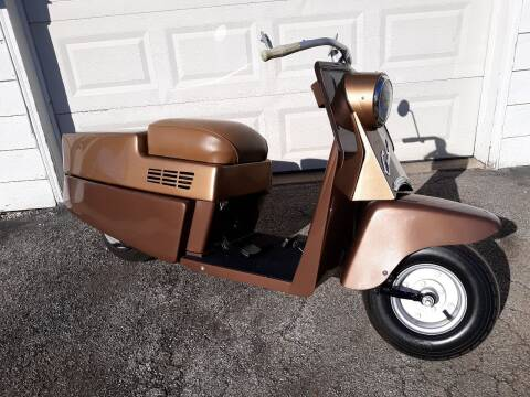 1958 Cushman Road King for sale at Doubet Auto Sales in Eureka IL