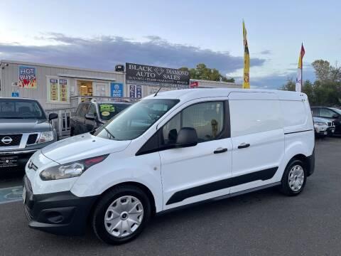 2015 Ford Transit Connect Cargo for sale at Black Diamond Auto Sales Inc. in Rancho Cordova CA