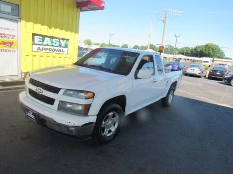 2010 Chevrolet Colorado for sale at Cardinal Motors in Fairfield OH