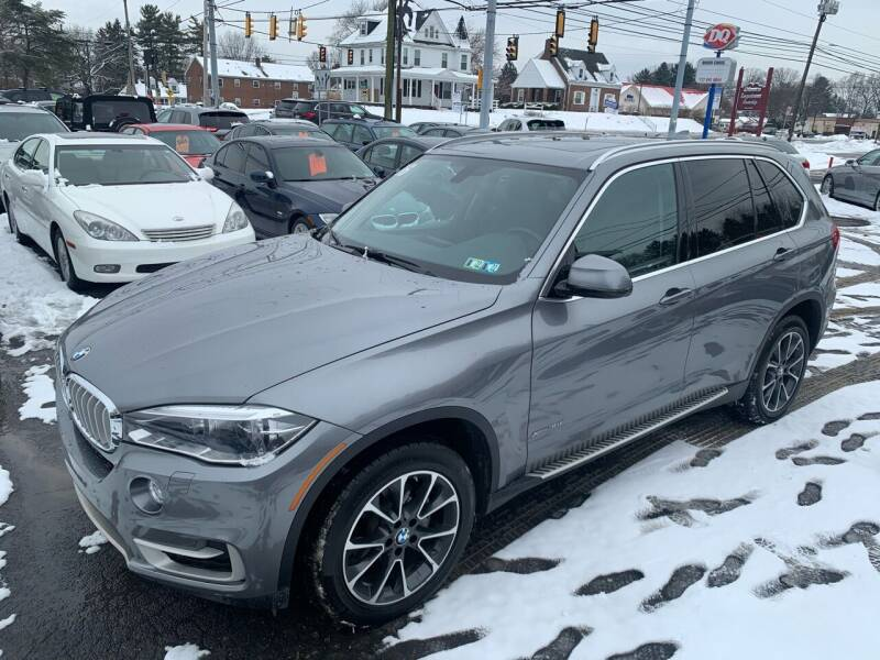 2016 BMW X5 for sale at Masic Motors, Inc. in Harrisburg PA