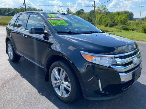 2013 Ford Edge for sale at HACKETT & SONS LLC in Nelson PA