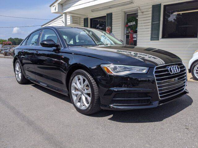 2018 Audi A6 for sale at Best Used Cars Inc in Mount Olive NC