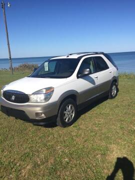2004 Buick Rendezvous for sale at Hines Auto Sales in Marlette MI