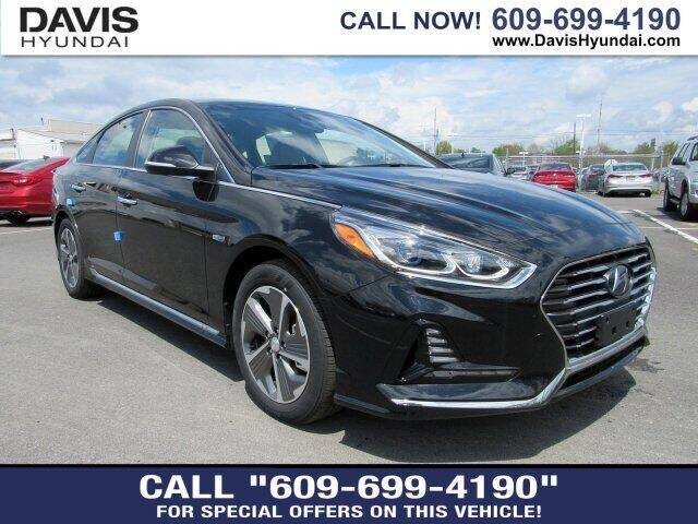 2019 Hyundai Sonata Plug-in Hybrid for sale at Davis Hyundai in Ewing NJ