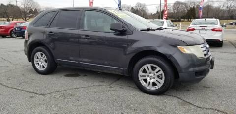 2007 Ford Edge for sale at ABC Auto Sales and Service in New Castle DE