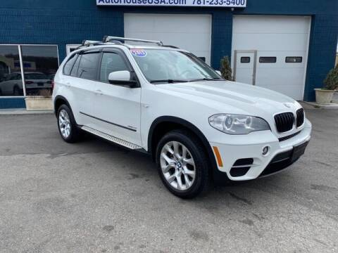2013 BMW X5 for sale at Saugus Auto Mall in Saugus MA