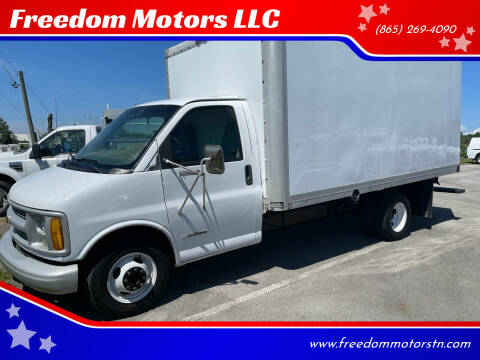 1999 Chevrolet Express Cutaway for sale at Freedom Motors LLC in Knoxville TN