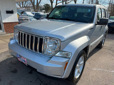 2012 Jeep Liberty for sale at New Wheels in Glendale Heights IL