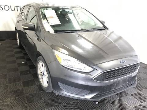 2015 Ford Focus for sale at Southtowne Mazda of Sandy in Sandy UT