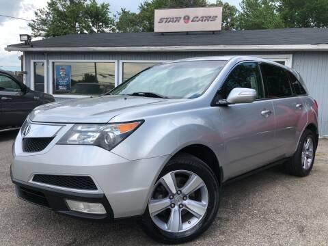 2012 Acura MDX for sale at Star Cars LLC in Glen Burnie MD