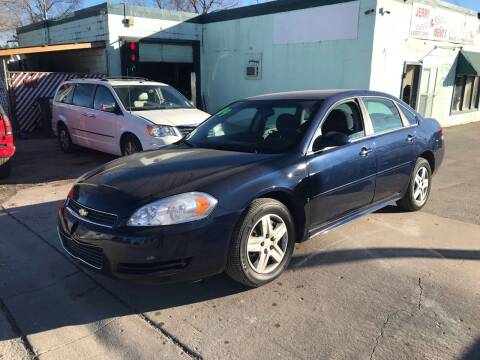 2009 Chevrolet Impala for sale at Jerry & Menos Auto Sales in Belton MO