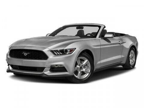 2017 Ford Mustang for sale at BEAMAN TOYOTA in Nashville TN