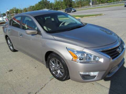 2015 Nissan Altima for sale at HarrogateAuto.com - tazewell auto.com in Tazewell TN