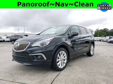 2016 Buick Envision for sale at Hardy Auto Resales in Dallas GA