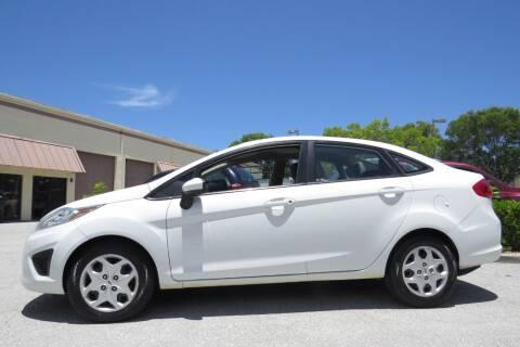 2013 Ford Fiesta for sale at Love's Auto Group in Boynton Beach FL