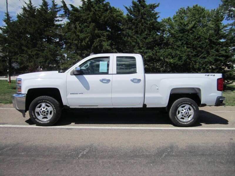 2016 Chevrolet Silverado 2500HD for sale at Joe's Motor Company in Hazard NE