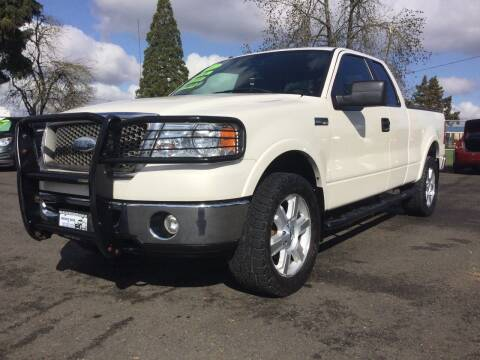 2007 Ford F-150 for sale at Pacific Auto LLC in Woodburn OR