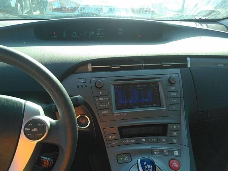 2015 Toyota Prius Plug-in Hybrid 4dr Hatchback - Los Angeles CA