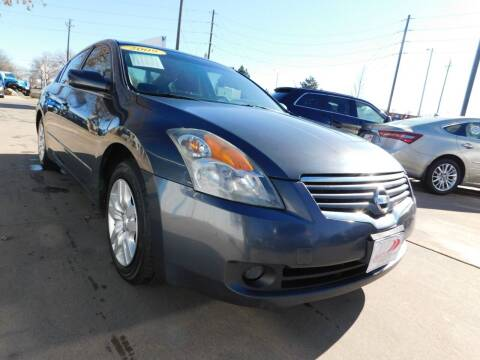 2009 Nissan Altima for sale at AP Auto Brokers in Longmont CO