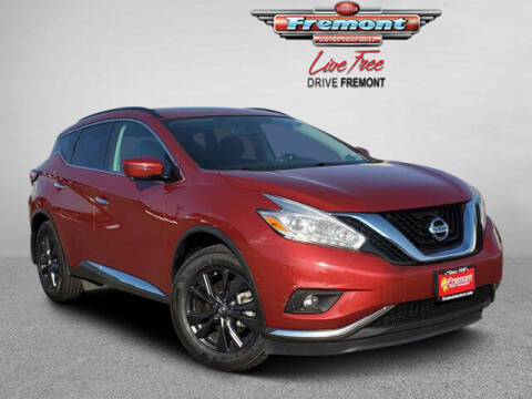 2017 Nissan Murano for sale at Rocky Mountain Commercial Trucks in Casper WY