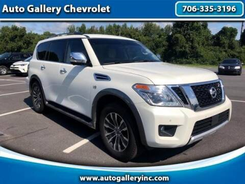 2018 Nissan Armada for sale at Auto Gallery Chevrolet in Commerce GA