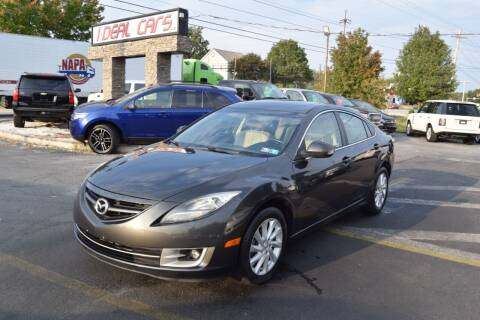 2012 Mazda MAZDA6 for sale at I-DEAL CARS in Camp Hill PA