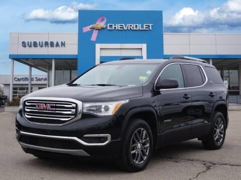 2017 GMC Acadia for sale at Suburban Chevrolet of Ann Arbor in Ann Arbor MI