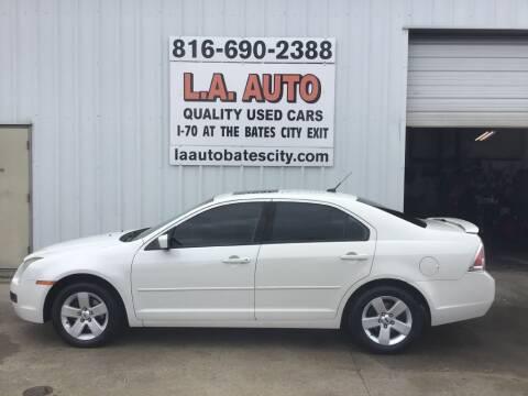 2008 Ford Fusion for sale at LA AUTO in Bates City MO