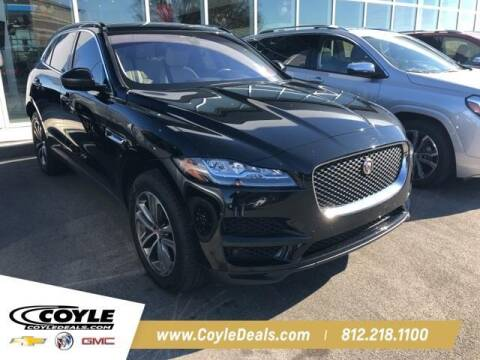 2018 Jaguar F-PACE for sale at COYLE GM - COYLE NISSAN - New Inventory in Clarksville IN