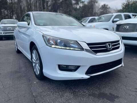 2014 Honda Accord for sale at Magic Motors Inc. in Snellville GA