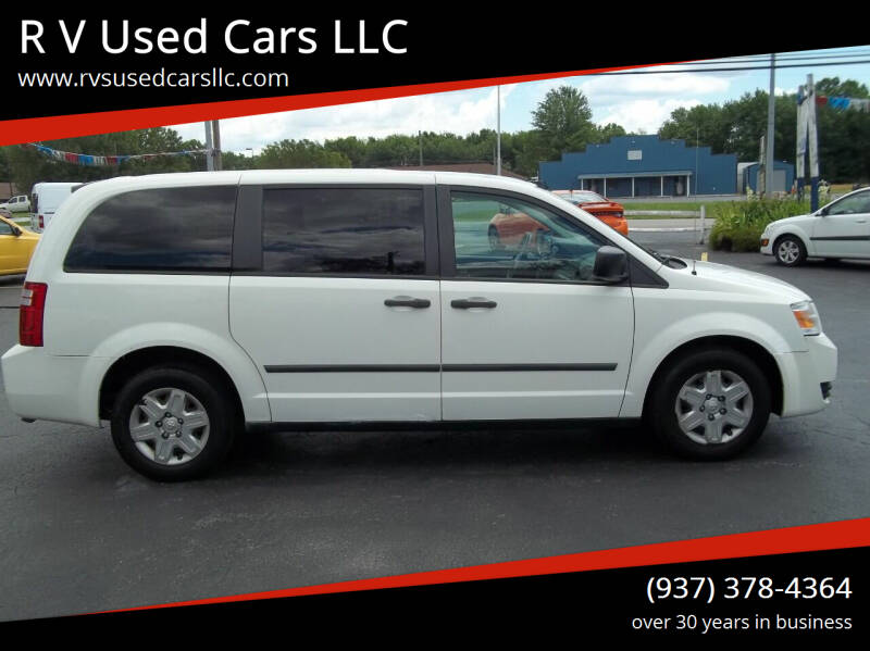 2006 Dodge Grand Caravan for sale at R V Used Cars LLC in Georgetown OH