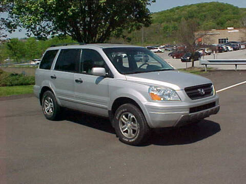 2004 Honda Pilot for sale at North Hills Auto Mall in Pittsburgh PA