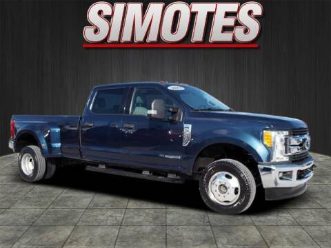 2017 Ford F-350 Super Duty for sale at SIMOTES MOTORS in Minooka IL