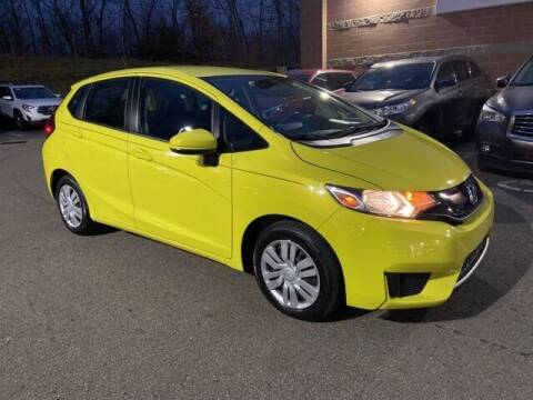 2017 Honda Fit for sale at Mark Sweeney Buick GMC in Cincinnati OH