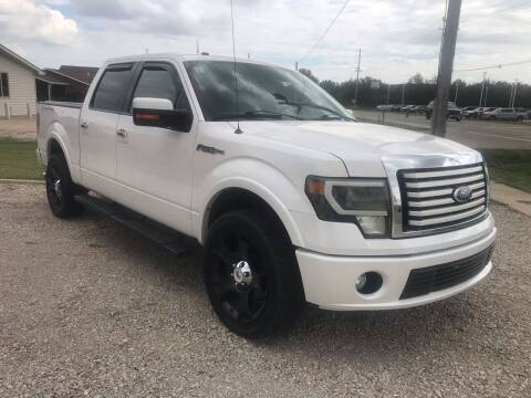 2011 Ford F-150 for sale at Jim Elsberry Auto Sales in Paris IL