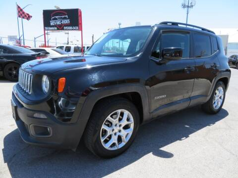 2015 Jeep Renegade for sale at Moving Rides in El Paso TX